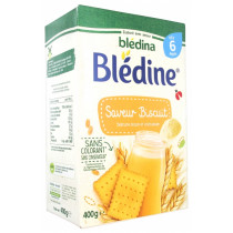 Blédine Biscuit Flavor From...