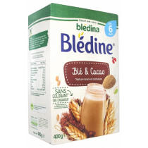 Blédine Wheat & Cocoa...