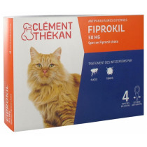 Fiprokil 50 mg For Cats...