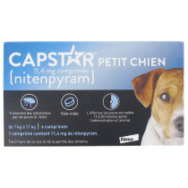 Capstar 11.4 mg, Treatment...