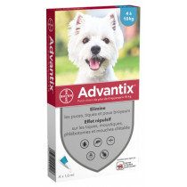 Advantix for small dog from...