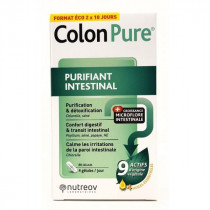 Colon Pure Intestinal Purifying - Eco Format 2 X 10 Days - Nutreov