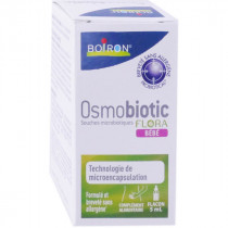 Osmobiotic Flora Baby - Boiron - 5 ml bottle