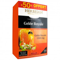 Herbesan - Royal Jelly - 30 days - 20 + 10 free bulbs
