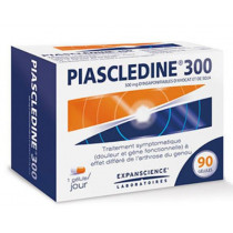 Piasclédine 300 mg Capsules – Soybean and Avocado Oil Unsaponifiables – Pack of 90