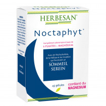 Herbesan Noctaphyt 45 capsules, Sleep Serenity, Magesium and Plants