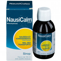 NausiCalm Syrup to treat...
