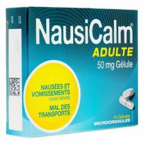 NausiCalm, 50mg capsules,...