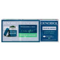 Oenobiol Chute de cheveux - 180 Capsules - 3 mois de traitement moncoinsante.com