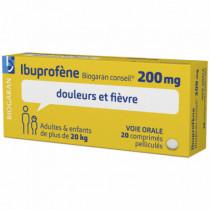 Ibuprofen 200 mg Biogaran Conseil - 20 Film-coated tablets