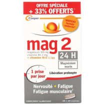 Mag 2 One-A-Day Magnesium...