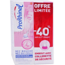 Prorhinel Nasal Solution Infant Young Child, 2 x 100 ml