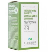 Lehning Nux Vomica Complex N°49 moncoinsante.com