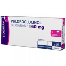 Phloroglucinol 160 mg Biogaran - 5 Orodispersible Tablets