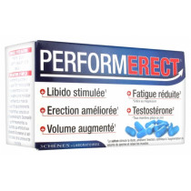 PerformErect - Erectile Dysfunction - 3 Chênes - Box Of 16