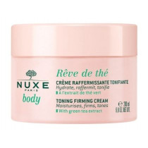 Firming and toning cream - Nuxe Body - Rêve de thé - 200ml