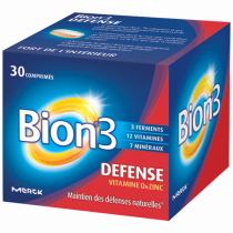 Bion3 Defenses Adults - 30 Tablets