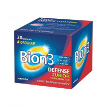Bion3 Defenses Junior - From 4 years old - 30 Tablets