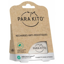 Mosquito Repellent Refill Pads - Parakito - 2 X 15 Days