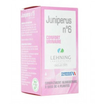 Juniperus N°6 Urinary...