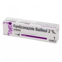 Fenticonazole Bailleul 2% Cream - 15 g Tube