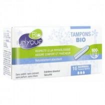 Unyque Bio - Normal - 16 Tampons