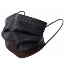 Surgical masks Black Adulte...