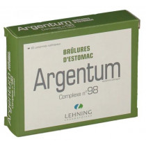 Argentum Complex N°98 – for...