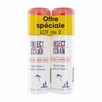 Insect Ecran - Special Tropics Skin Repellent - 2 X 75 ml