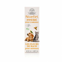 Bach Flower Remedies Immediate Comfort for Animals - Elixirs & Co - 50mL