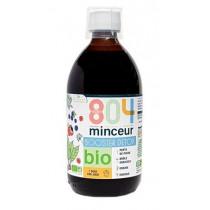 804 Minceur - Organic Detox Booster - 3 chênes - 500ml