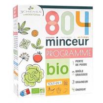 804 Minceur - programme bio - tout-en-un - 3 chênes