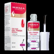 Top Coat - Gel Finish - Mavala - 10 ml