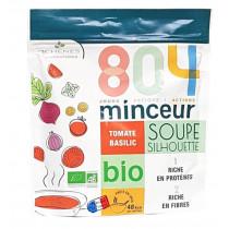 804 Minceur - organic silhouette soup - tomato basil - 3 chênes
