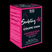 Appetite suppressant - S.I.D. Nutrition - Sculpting Act - 90 Tablets