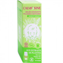 Calmosine, Soothing Jelly for Dental Outbreaks, bottle of 60 doses