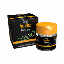 Fatigue Tone - Spirulina - S.I.D. Nutrition  - 30 Tablets