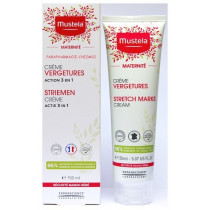 Mustela Maternity Stretch Mark Cream, 3 in 1 action, 150ml