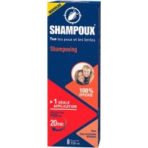 Shampoing - Tue les Poux et les Lentes - Shampoux - 100ml