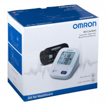 Automatic Upper Arm - Blood Pressure Control - OMRON M3 Comfort