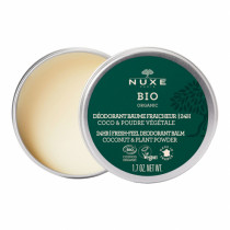 Deodorant Baume Fraîcheur - 24h - Coco and Plant Powder - Nuxe Bio - 50g