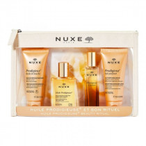 Travel kit - prodigious oil and its ritual - Nuxe