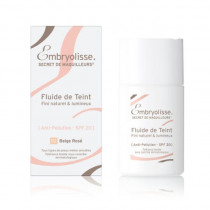 Complexion Fluid - Rosy Beige - N°2 - Embryolisse - 30ml
