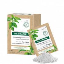 Shampoo Mask 2 in 1 - Oily scalp - Klorane - 8 x 3g
