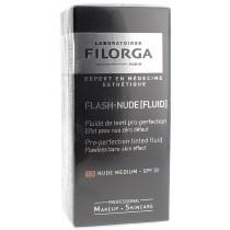 Pro-Perfection Complexion Fluid - FLASH-NUDE - N°1.5 - Nude Medium - SPF30 - Filorga - 30ml