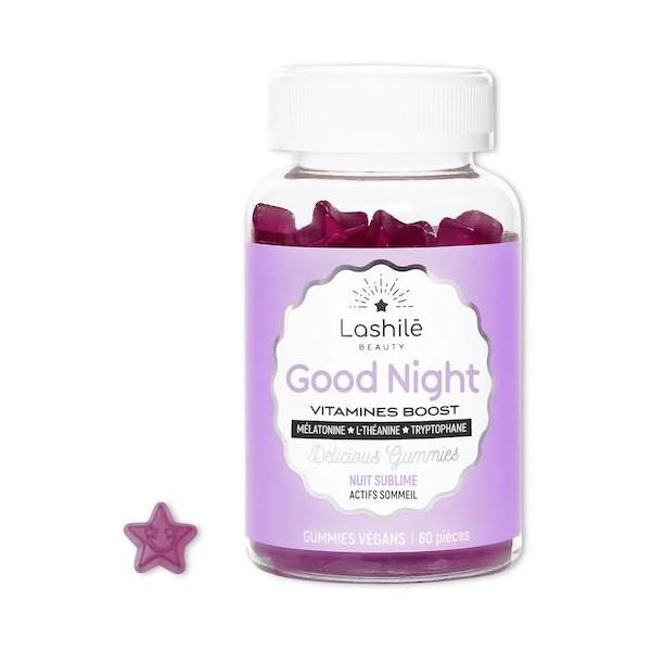 Good Night - Gummies with Vitamins - Lashilé - 60 Gummies