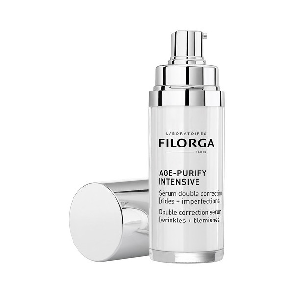 Double Corrective Serum (Wrinkles + Blemishes) - Age-Purify Intensive - Filorga - 30ml