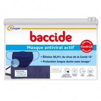 Active Antiviral Mask - Baccide - 1 Washable Mask