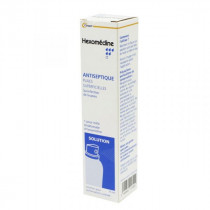 Antiseptic - Superficial Wounds - Skin Spray Solution - Hexomedin - Cooper - 75ml