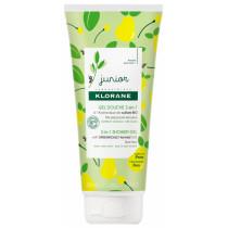 2 in 1 Shower Gel - Pear Fragrance - Klorane Junior - 200ml